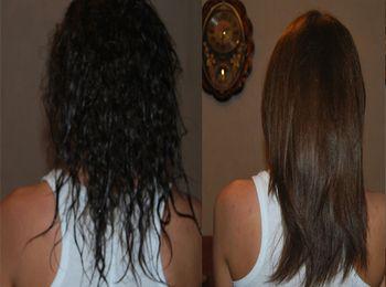 как убрать с волос черную краску