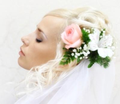 Как сделать свадебную прическу: инструкции свадебных причесок
