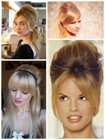 Варианты новогодних причесок на среднюю длину волос: учимся легко и быстро