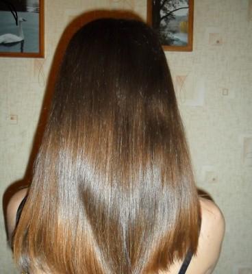 Состояние волос на сегодняшний день