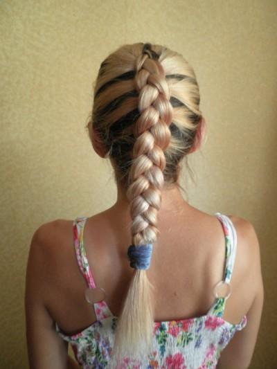 Моя ежедневная коса