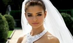 Свадебные прически на длинные волосы - будьте самой красивой!