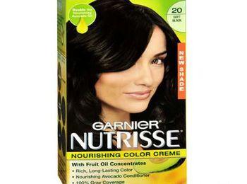 Щадящая крем-краска Garnier Nutrisse Creme