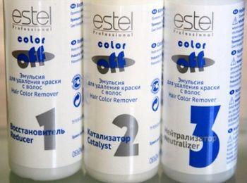 Эмульсия ESTEL-Color-OFF