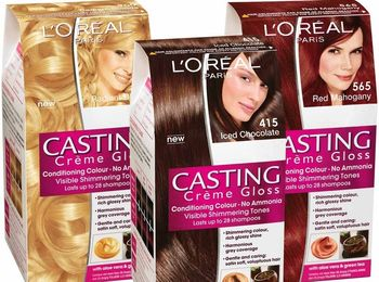Краска для волос Loreal