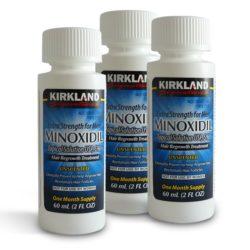 Миноксидил - средство для роста бороды