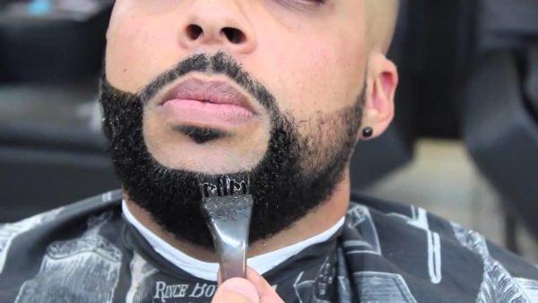 Как самостоятельно покрасить бороду