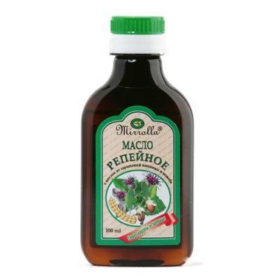 Репейное масло